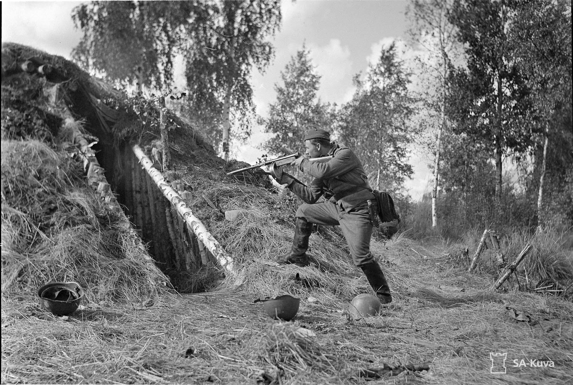 Sota-Arkisto Valokuvat