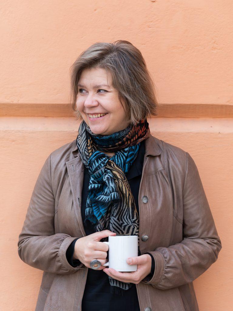 Mediatutkimuksen professori Susanna Paasonen