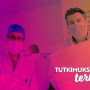 Tommi Noponen ja Valtteri Kaasinen.